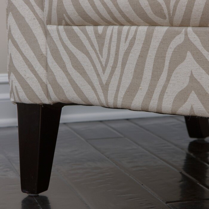 zebra arm chair. tatum zebra fabric armchair arm chair