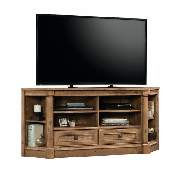 corner tv stands you 39 ll love. Black Bedroom Furniture Sets. Home Design Ideas