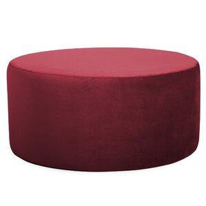 Mayer Universal Round Ottoman by Red Barrel ..