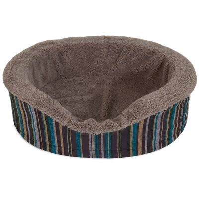 Antimicrobial Oval Bolster Aspen Pet