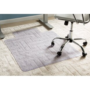 Wayfair Basics Office Low Pile Carpet Straight Chair Mat  sc 1 st  Wayfair & Chair Mats Youu0027ll Love | Wayfair