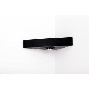Contemporary Corner Shelf corner shelves you'll love | wayfair