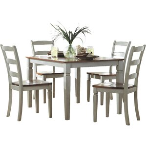 Cambridgeport 5 Piece Dining Set by Beach..