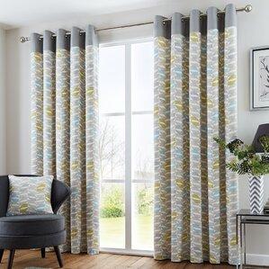 Lora Eyelet Curtains (Set Of 2) Part 78