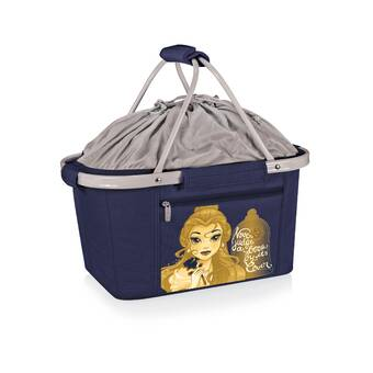 f2ea6426062 26 Can Beauty and the Beast Metro Basket Collapsible Handheld Cooler. by  ONIVA™