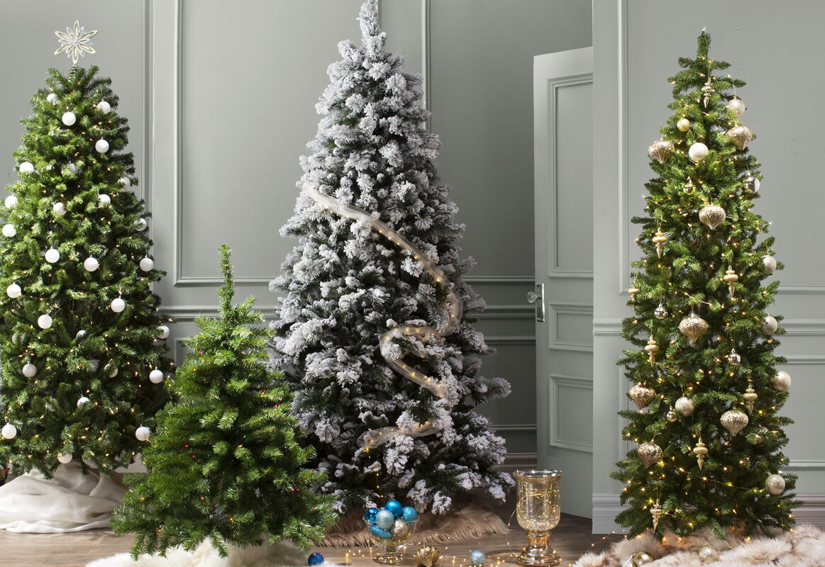 National Tree Co. 7.5' Pine Artificial Christmas Tree With