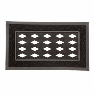 Driscoll Scroll Decorative Doormat