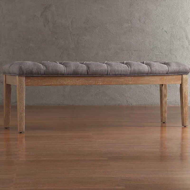 Swell Neumann Upholstered Bench Creativecarmelina Interior Chair Design Creativecarmelinacom