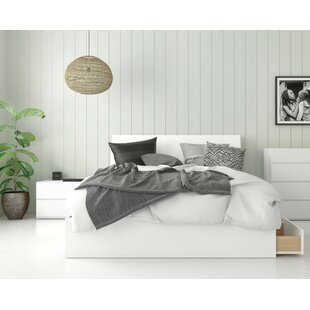 Charmant Kumail Platform 3 Piece Bedroom Set