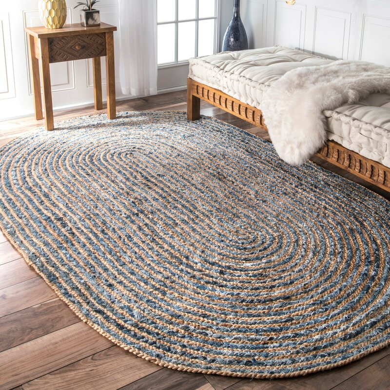 Large Oval Area Rugs: Beachcrest Home Arbury Beige Area Rug & Reviews