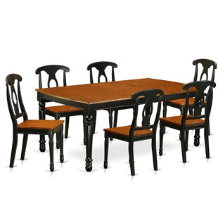 Pimentel 7 Piece Dining Set