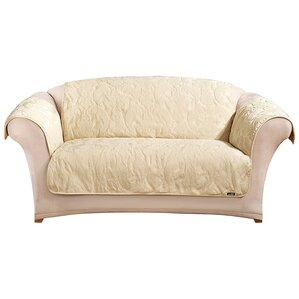 Matelasse Damask T-Cushion Lov..