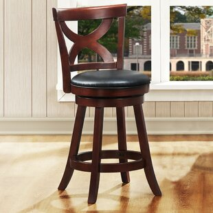 Aislinn 24 Swivel Bar Stool