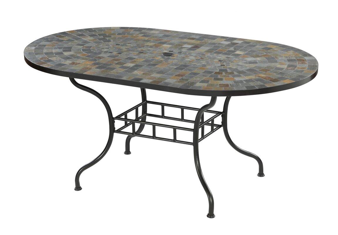 rustic patio dining tables you u0027ll love wayfair