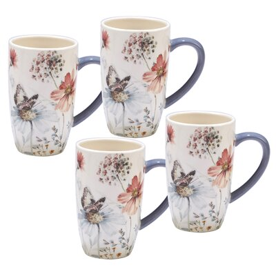 Floral Mugs Amp Teacups You Ll Love Wayfair