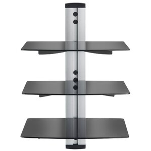 Three-Tier Floating Shelf by VonHaus