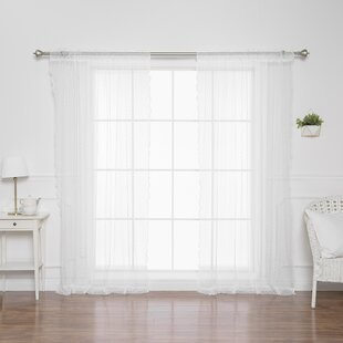white curtain panels. White Curtains \u0026 Drapes Curtain Panels O