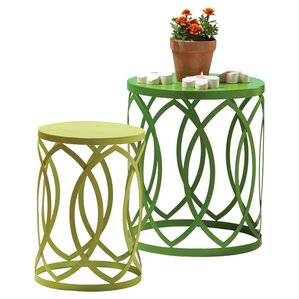 2 Piece Nesting Tables (Set of 2) by Cape Craftsmen