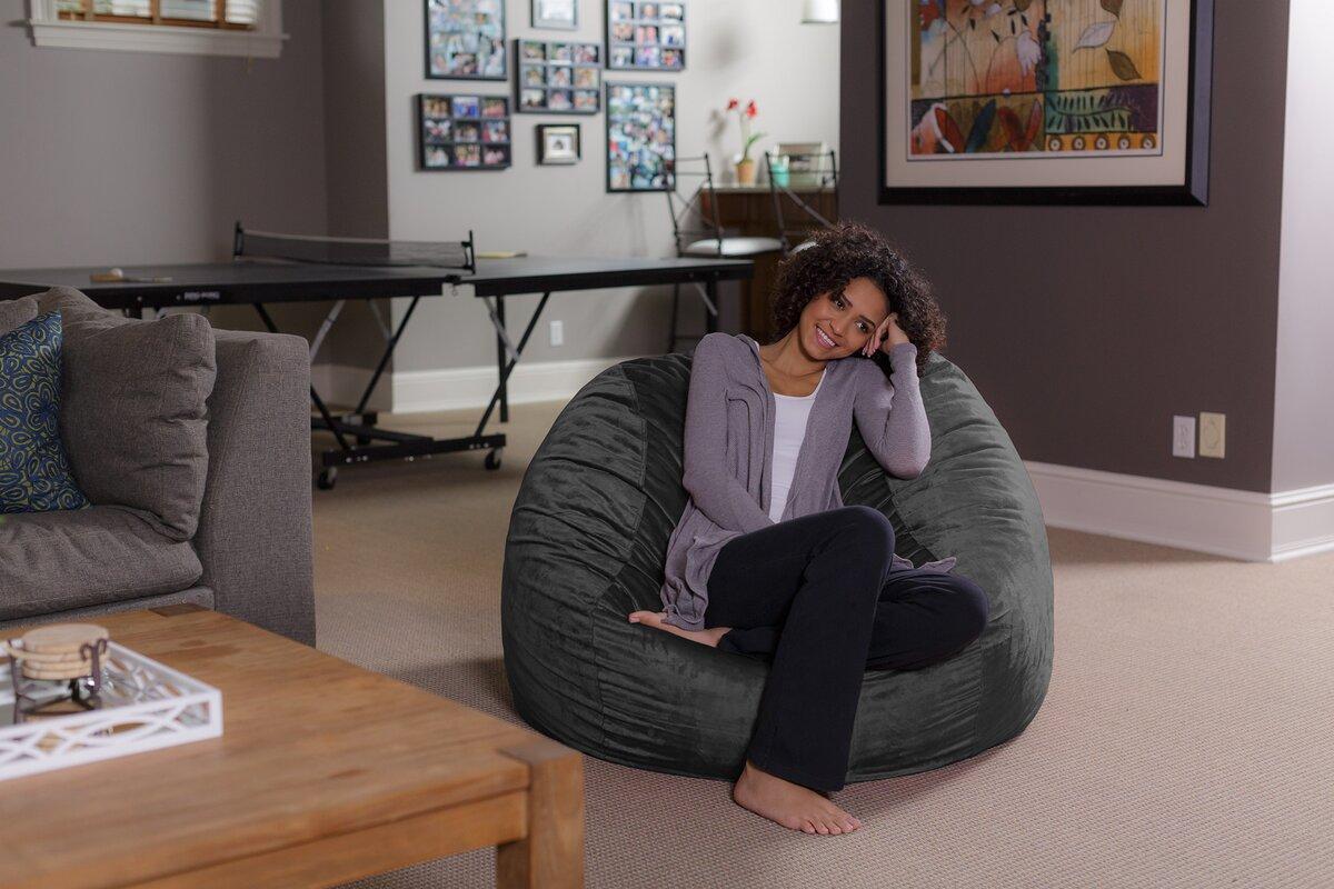 Latitude Run Bean Bag Chair Reviews