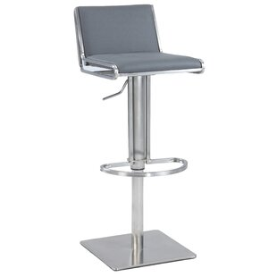 Roger Adjustable Height Swivel Bar Stool Best Choices