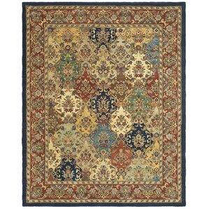 balthrop wool hand tufted area rug - Wayfaircom Rugs