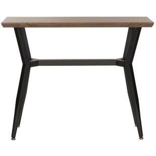 Ricarda Rectangular Wood Top Console Table