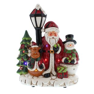 light up christmas figurine