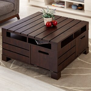 Galloway Coffee Table by Loon Peak