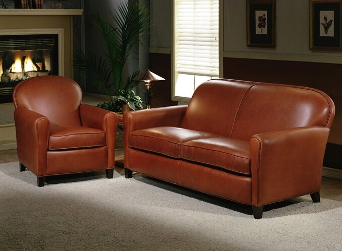 Buenos Aires Leather Configurable Living Room Set Part 40