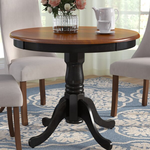 Inch Round Dining Table Wayfair - 36 diameter dining table