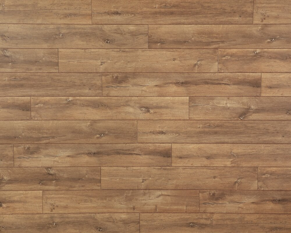 Restoration Wide Plank 8 X 51 12mm Oak Laminate Flooring In