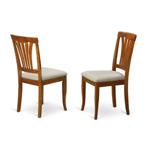 Spurling Side Chair in Microfiber (Set of 2)