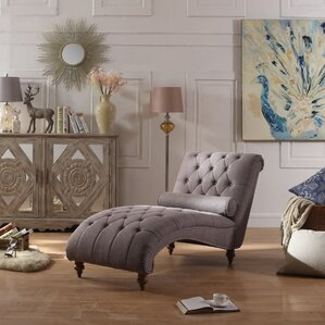chaise lounge for living room. Yarmouth Chaise Tufted Lounge Chair Chairs You ll Love  Wayfair