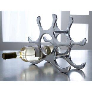 6 Bottle Tabletop Wine Rack
