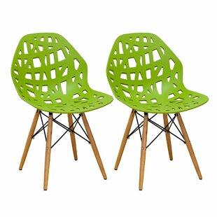 Modern Green Dining Chairs Allmodern