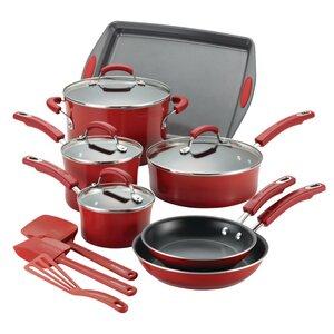 14 Piece Nonstick Cookware Set