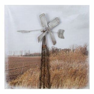 U0027Windmillu0027 Photographic Print On Canvas