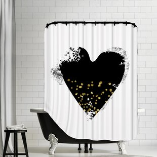 Curtains With Hearts