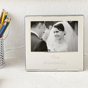 Personalized Frame Wayfair