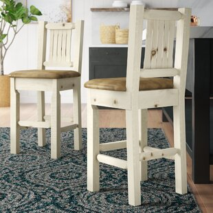 Abella 30 Wood Bar Stool