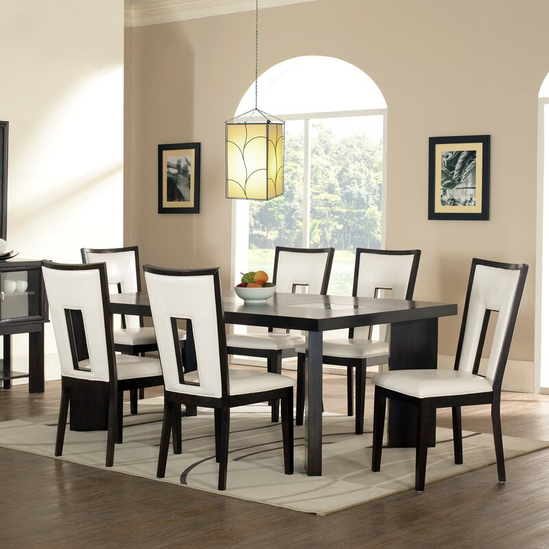 Hillcrest 7 Piece Counter Height Dining Set