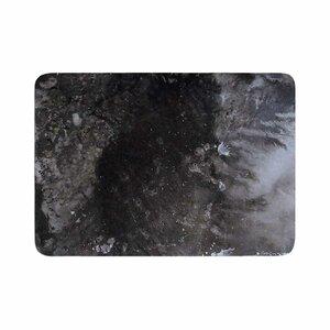 Abstract Anarchy Design Crepuscular Nebula Memory Foam Bath Rug