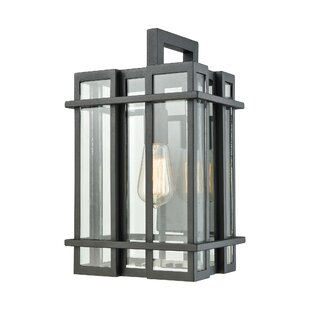 Cipolla 1 Light Outdoor Sconce