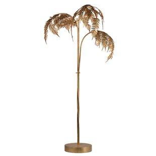 Outdoor palm tree floor lamp wayfair kirtley palm 73 floor lamp aloadofball Choice Image