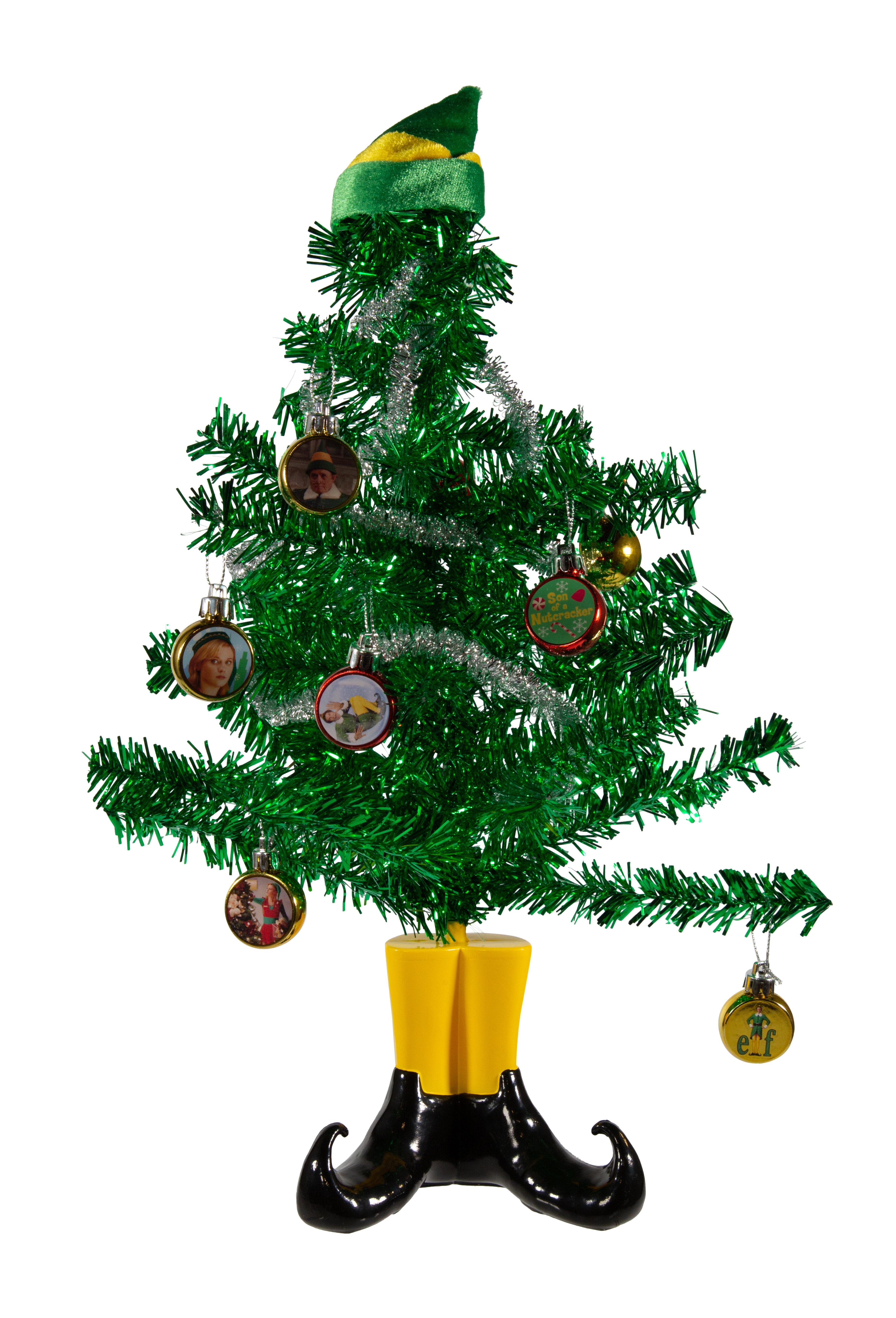 Elf The Movie Mini Christmas Tree Set