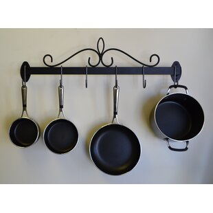 Wall Pot And Pan Rack