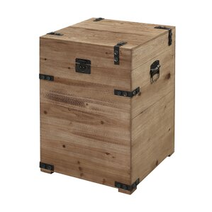 Exceptional Vox Trunk End Table