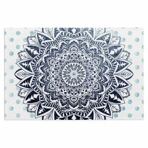 'Dots Mandala' Doormat
