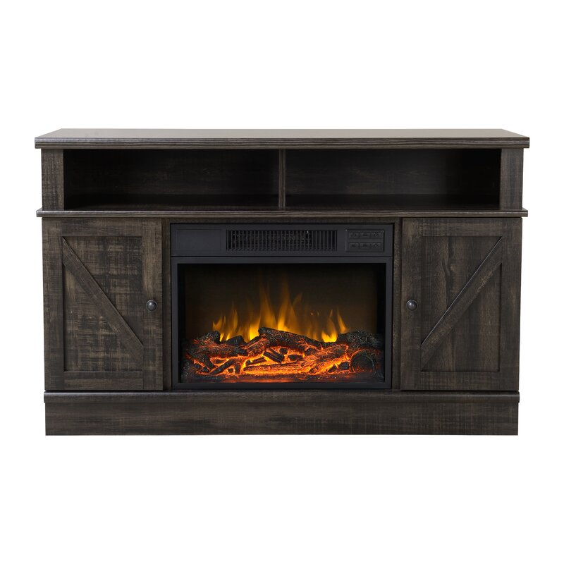 Homestar Kerry Media Electric Fireplace Tv Stand Amp Reviews