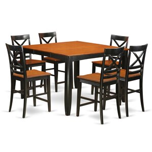 Tamarack 9 Piece Counter Height Pub Table..